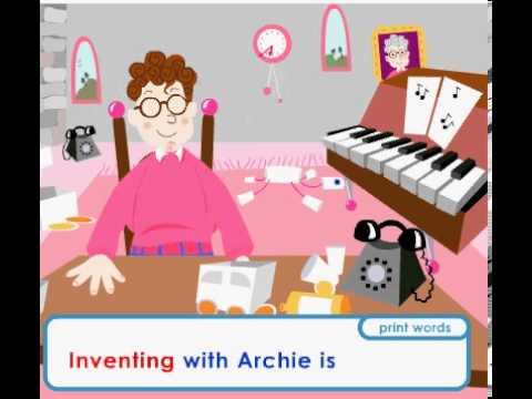 Cbeebies - Balamory Karaoke Archie Song