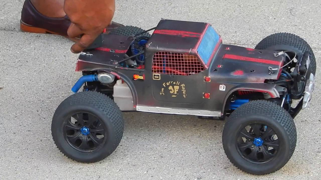 gas powered rc cars 4 sale youtube. Black Bedroom Furniture Sets. Home Design Ideas