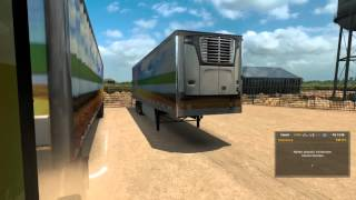 ATS versus 18 Wheels of Steel American LONG HAUL