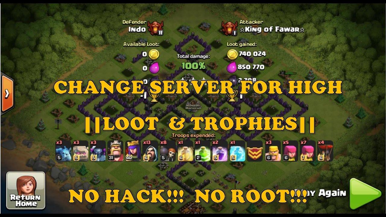 game hacker apk no root coc