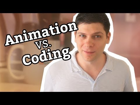 Animation VS. Coding | AskBloop #040