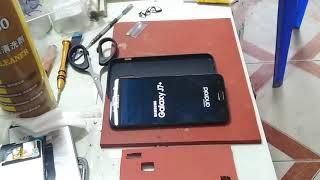 Hard reset Samsung J7+, J7 plus - Xóa tài khoản mật khẩu Samsung J7+, J7