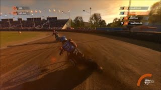 FIM Speedway Grand Prix 15 - Rietumu Bank Latvian FIM Speedway Grand Prix Gameplay (PC HD) [1080p]