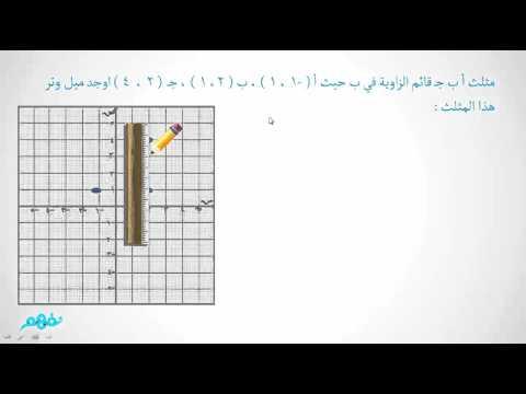 حل كتاب الرياضيات ثاني متوسط ف1 التكبير والتصغير