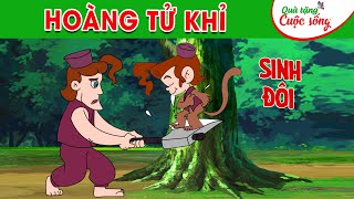 Monkey Prince - Fairy Tales - Cartoon - Gifts of life