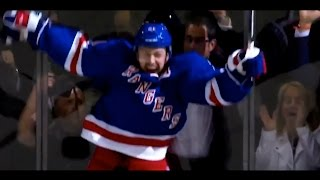 """A Blue York Miracle"" NYR Stanley Cup Playoffs 