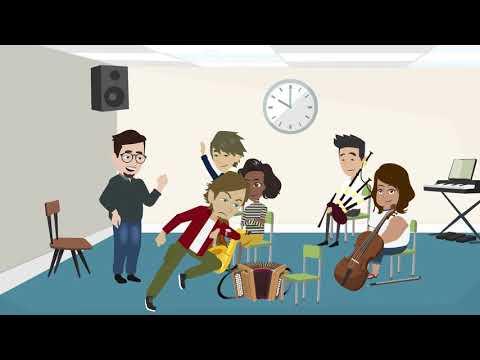Erklärvideo Onlineschule