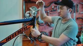 Сборка велосипеда Мелитополь | Bike assembly