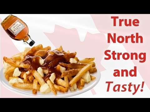Top 10 CANADIAN Foods!