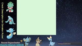 Sunburned Albino Streams Pokemon Crystal EP 3