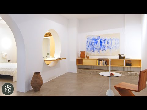 NEVER TOO SMALL 40sqm/431sqft small apartment design - Lycabettus Hill Studio