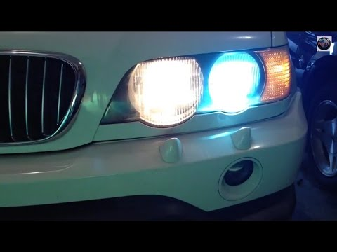 Bmw Hid Headlight Operation How To Check Normal Function