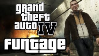 GTA 4: Funtage! (Funny/Epic/Fails Moments Montage - Grand Theft Auto IV)