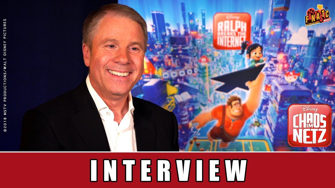 Chaos im Netz - Interview I Clark Spencer I Produzent I Disney