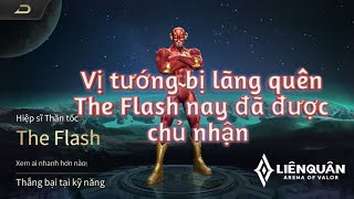 Vị tướng bị lãng quên The Flash / liên quân mobile / Nam gaming