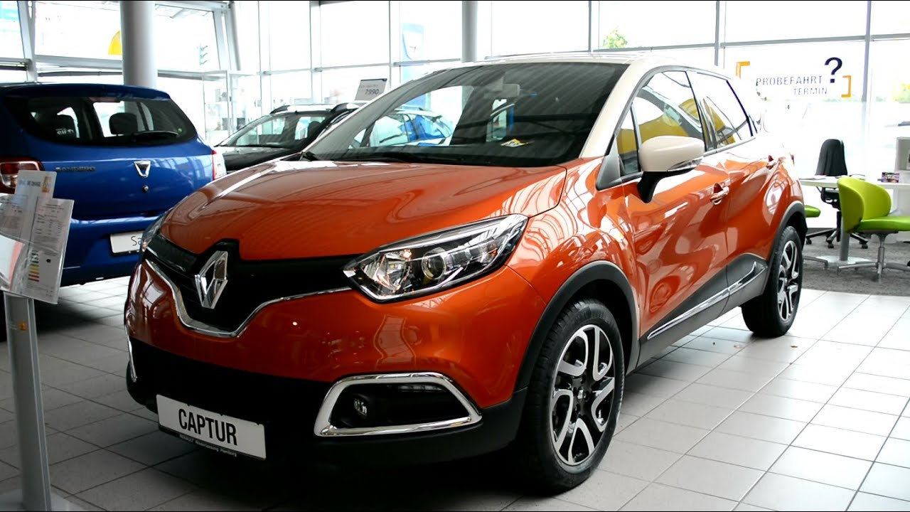 2015 new renault captur exterieur and interior youtube for Interior renault captur
