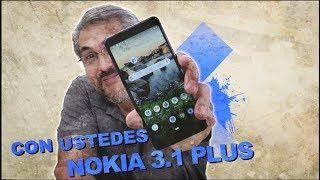 El gama de entrada que me ha sorprendido, Nokia 3.1 Plus Unboxing & Review