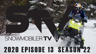 Snowmobiler TV 2020 - S22E13 - North Bay Hometown Tour w Levi LaVallee