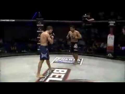 Bellator MMA: Daniel Morales vs. Lorenzo Borgomeo (Part 3)
