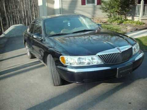 2002 Lincoln Continental CE - YouTube