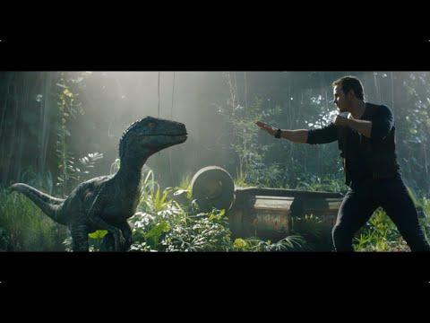Jurassic World: Fallen Kingdom (2018) | Official Trailer