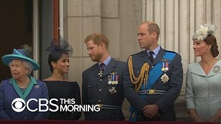 Queen Elizabeth holds emergency meeting to discuss Harry and Meghan