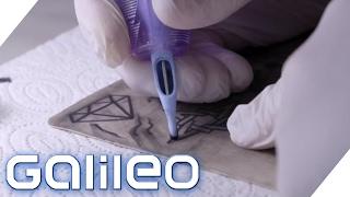 Die erste Tattoo-Schule Deutschlands | Galileo | ProSieben