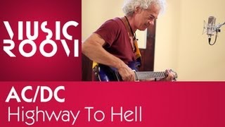 Highway to Hell - AC/DC - Tutorial di chitarra - Music Room