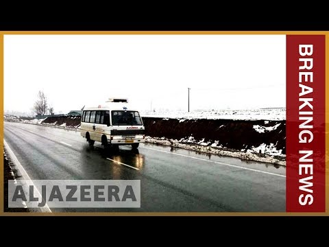 🇮🇳 Indian security forces killed in Kashmir blast | Al Jazeera English