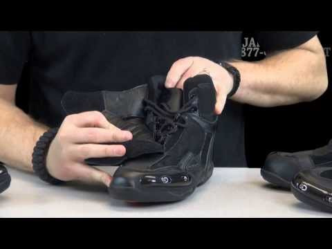 Vega Merge Boots Review at YouTube