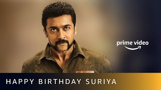 Happy Birthday Suriya | Amazon Prime Video #shorts