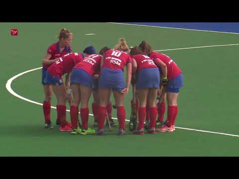 Hockeyvrouwen verliezen van Voordaan