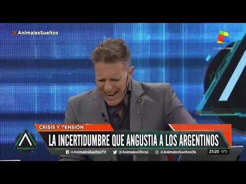 Alejandro Fantino Lloró En El Cine Cuando Vio