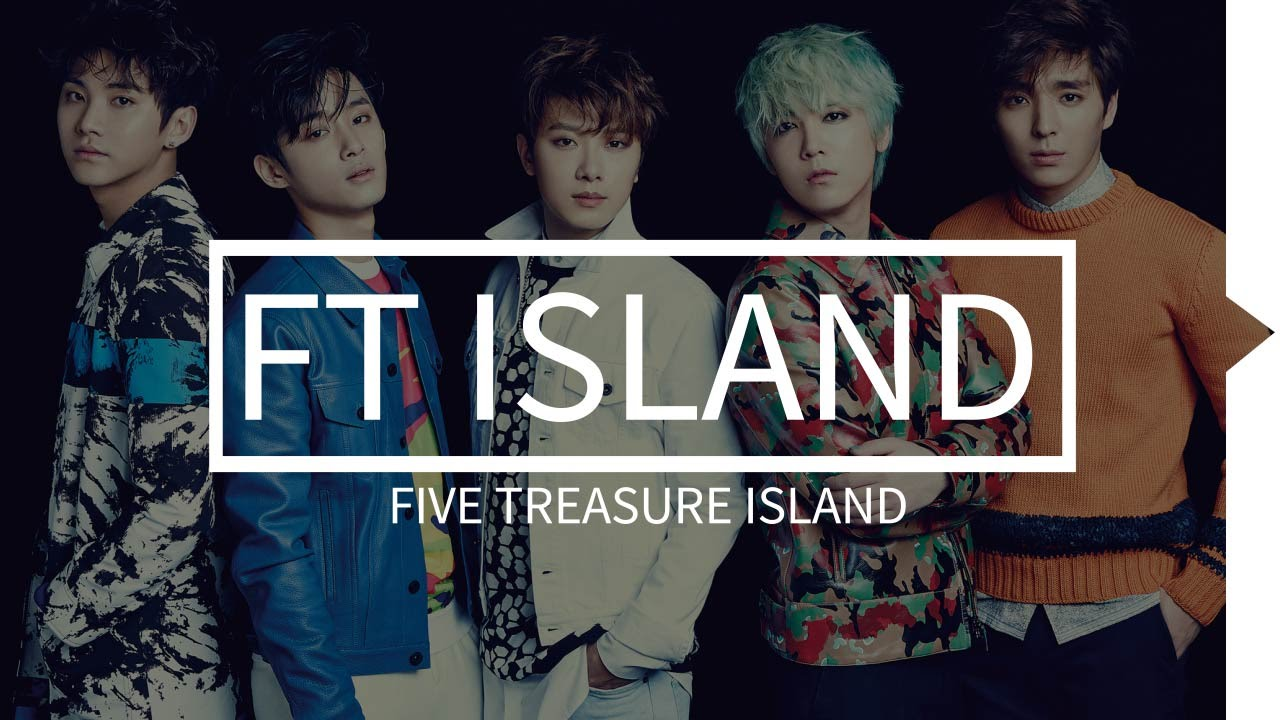FTISLAND official website