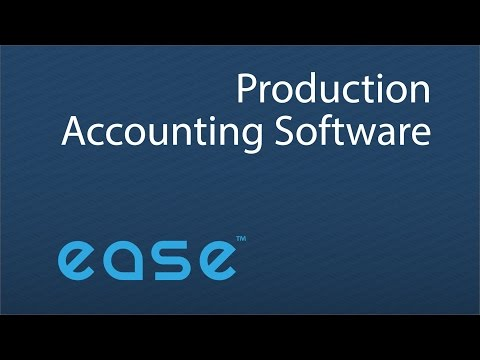 Introduction to Ease Production Accounting