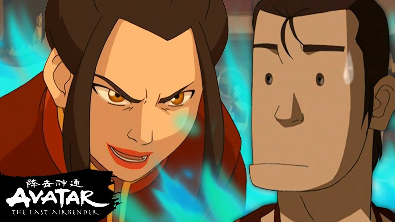 "Azula Doesn't Know How to Socialize 🔥 ""The Beach"" Full Scene 