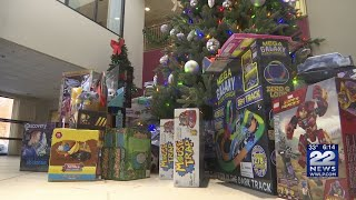 Stop By 22news To Donate For Toys For Tots