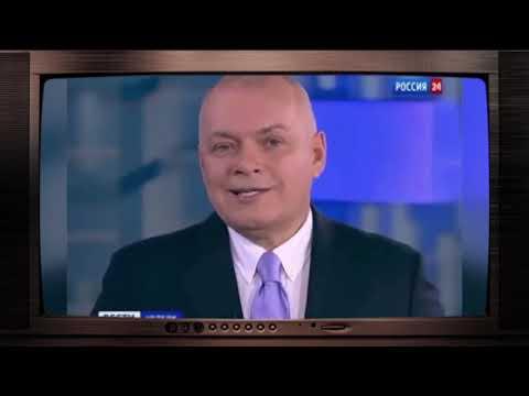 Телеканал ICTV: Киселёв, Скабеева и прочие лица российского ТВ: как их выращивают? - Гражданская оборона