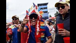 Какой иностранцы запомнят Россию после праздника футбола?
