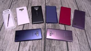 Samsung Galaxy Note 9 - Official Samsung Cases