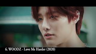 15 Kpop Songs With My Favorite Bass Lines (March 2021)