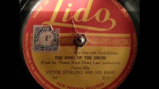 Song Of The Drum - Victor Sterling and his Band