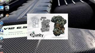 Unity3d Урок1
