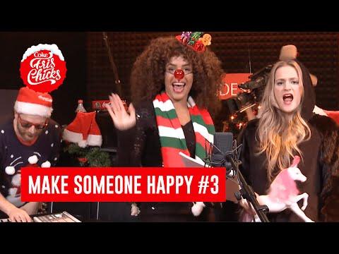 """Geitenlied"" vs ""Eskimo song"" ft. Sharon Doorson & Julia Zahra - FrisChicks"