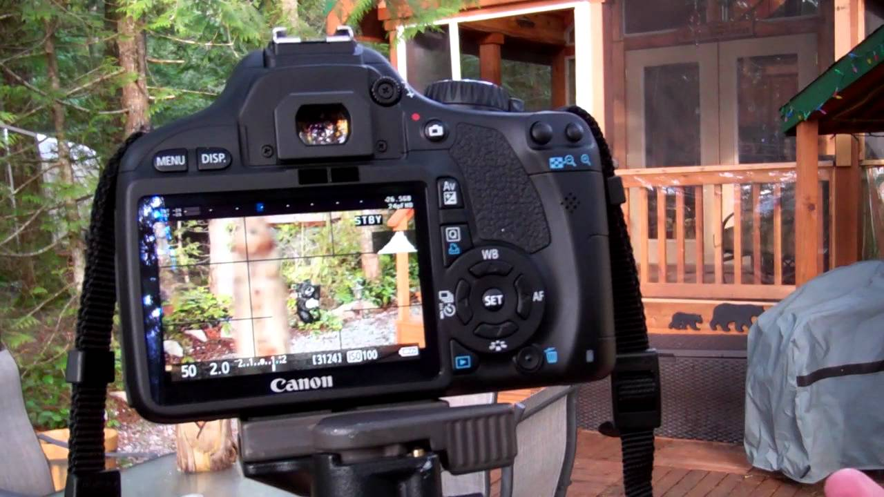 how to use manual focus on canon dslr