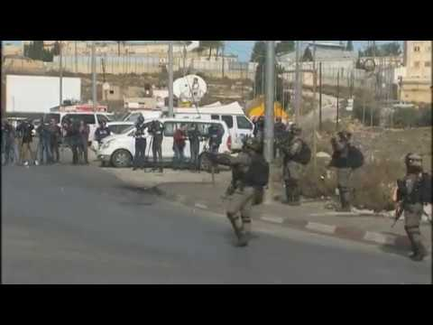 West Bank, Gaza Palestinians protest over Trump's Jerusalem declaration