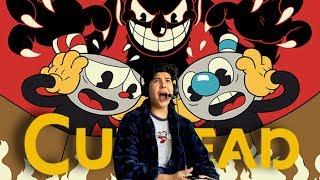 CUPHEAD Xbox One X Gameplay - I'M RAGING SO HARD!!!