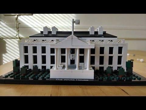 Let's Build the Lego White House! - YouTube