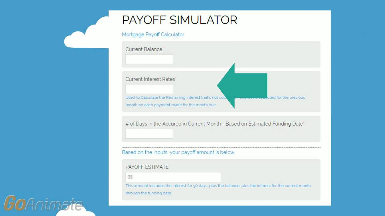 Mortgage Payoff Simulator - YouTube