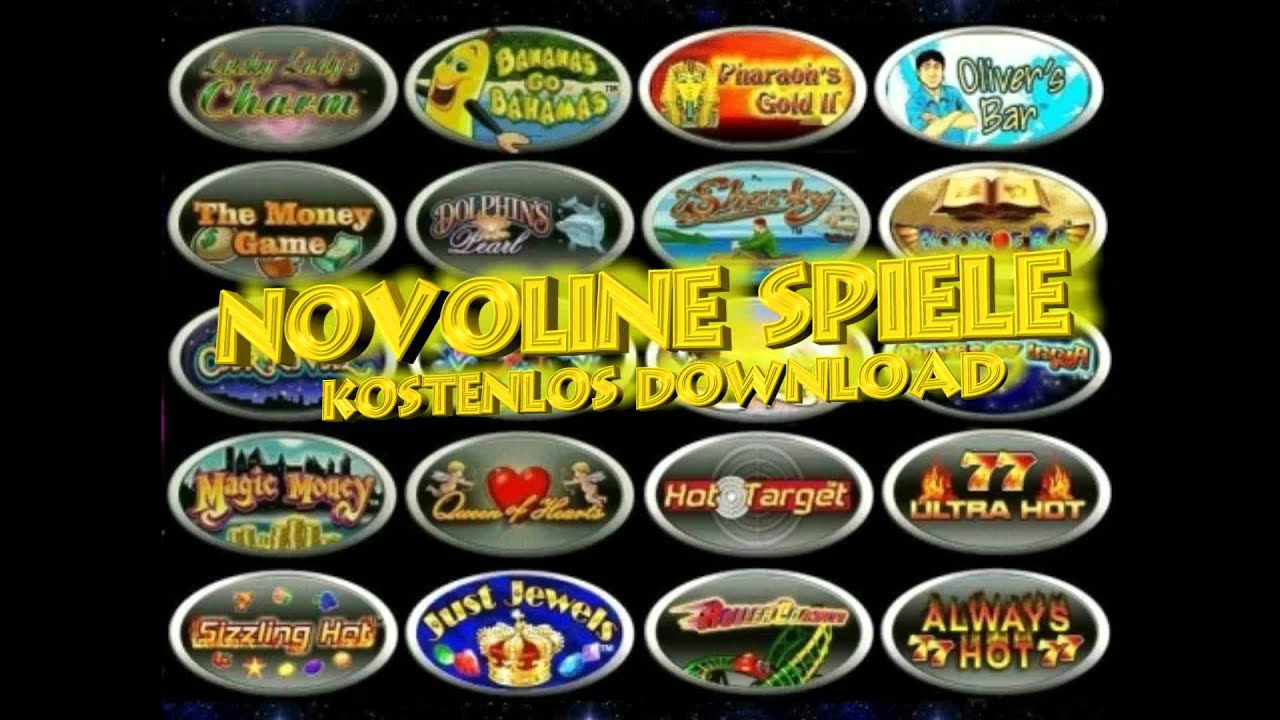 Novoline Download Free